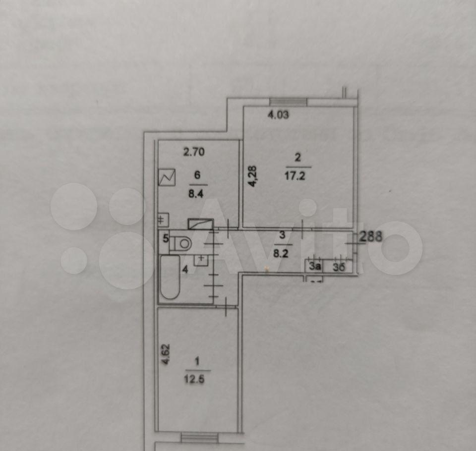 Продажа двухкомнатной квартиры Москва, метро Волжская, цена 12200000 рублей, 2021 год объявление №689827 на megabaz.ru