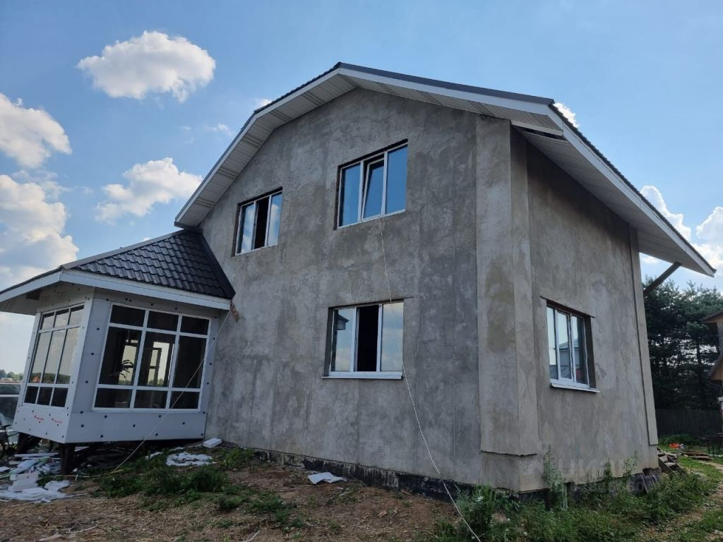 Продажа дома деревня Чёрная, Новая улица 2, цена 9500000 рублей, 2021 год объявление №650520 на megabaz.ru