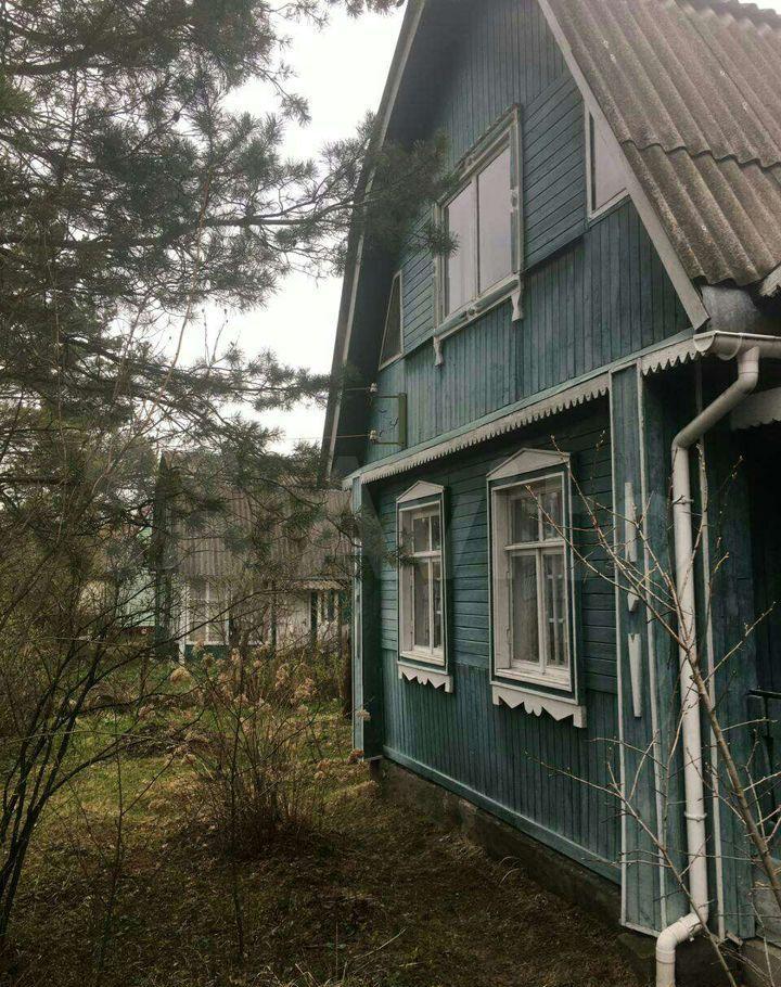 Продажа дома деревня Давыдово, Железнодорожная улица, цена 850000 рублей, 2021 год объявление №622050 на megabaz.ru