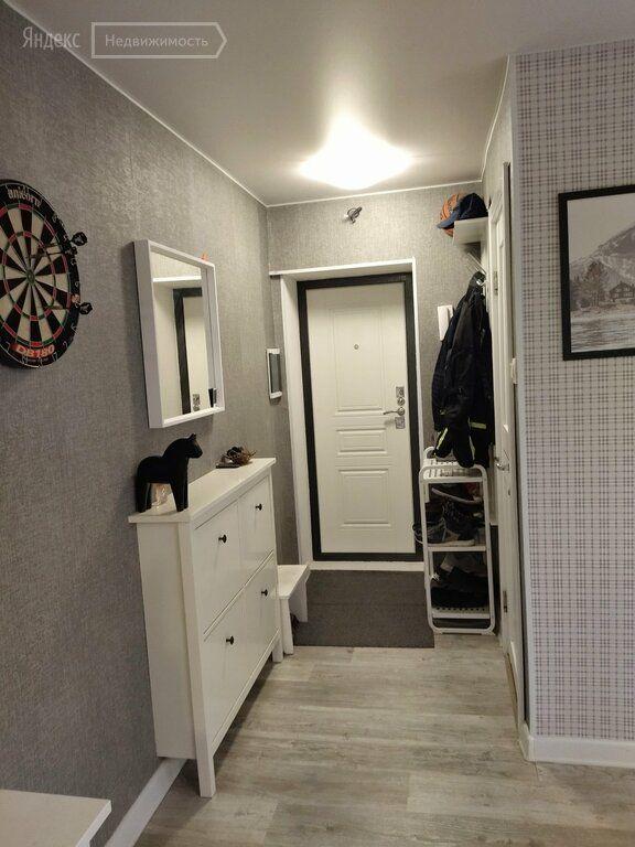 Продажа трёхкомнатной квартиры Долгопрудный, Советская улица 8/8, цена 10000000 рублей, 2021 год объявление №666991 на megabaz.ru