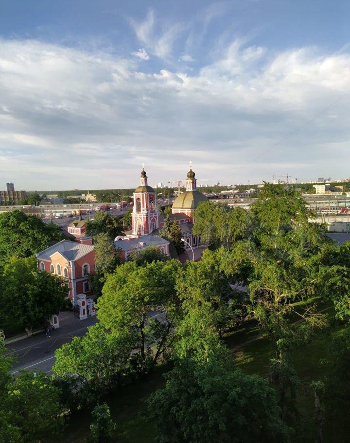 Продажа однокомнатной квартиры Москва, метро Рижская, 2-й Крестовский переулок 8, цена 10900000 рублей, 2021 год объявление №650574 на megabaz.ru