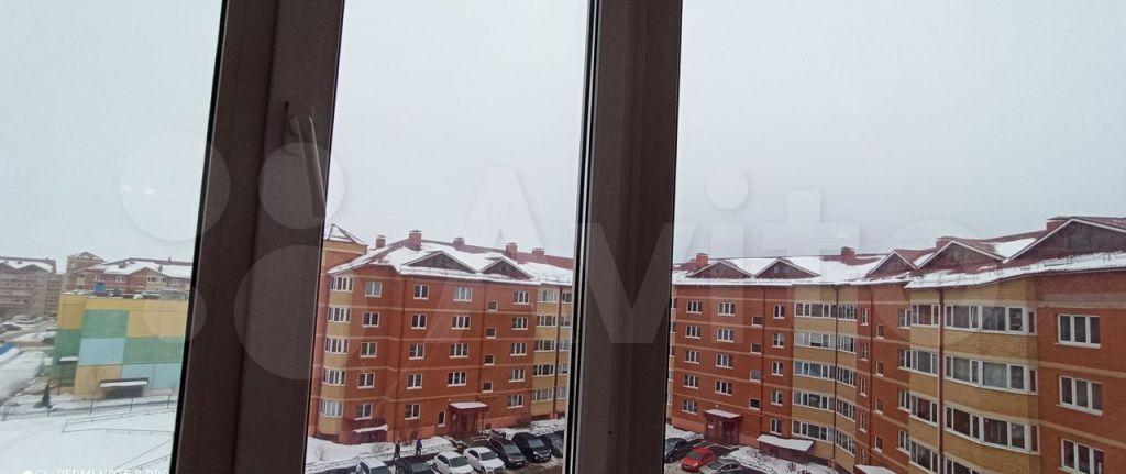 Продажа однокомнатной квартиры Бронницы, цена 4300000 рублей, 2021 год объявление №651371 на megabaz.ru