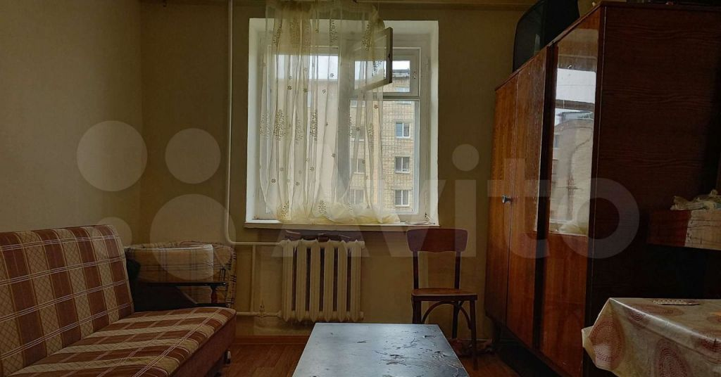 Аренда комнаты Хотьково, улица Черняховского 8, цена 9000 рублей, 2021 год объявление №1485303 на megabaz.ru