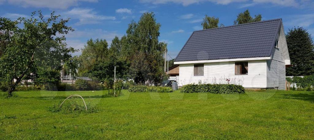 Продажа дома деревня Клементьево, Константиновская улица 37, цена 2950000 рублей, 2021 год объявление №549715 на megabaz.ru