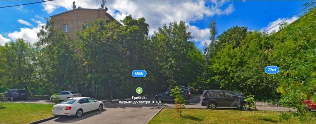 Продажа двухкомнатной квартиры Москва, метро Полежаевская, Хорошёвское шоссе 68к5, цена 12500000 рублей, 2021 год объявление №650487 на megabaz.ru