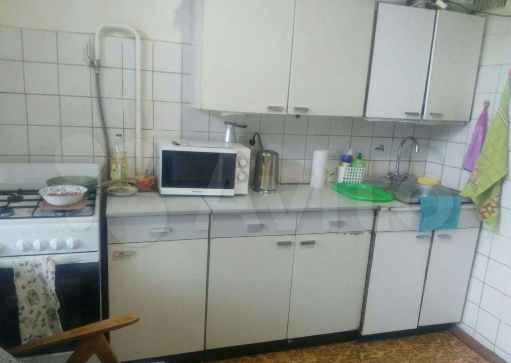 Продажа двухкомнатной квартиры поселок Любучаны, Парковая улица 2, цена 4500000 рублей, 2021 год объявление №652631 на megabaz.ru