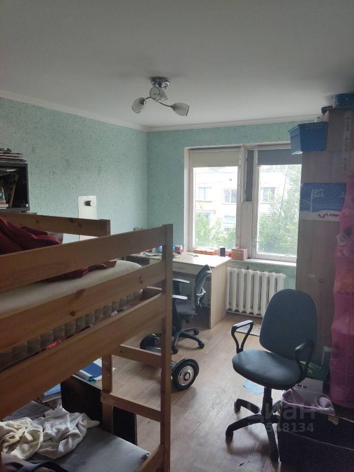Продажа двухкомнатной квартиры Москва, метро Комсомольская, цена 5900000 рублей, 2021 год объявление №646423 на megabaz.ru
