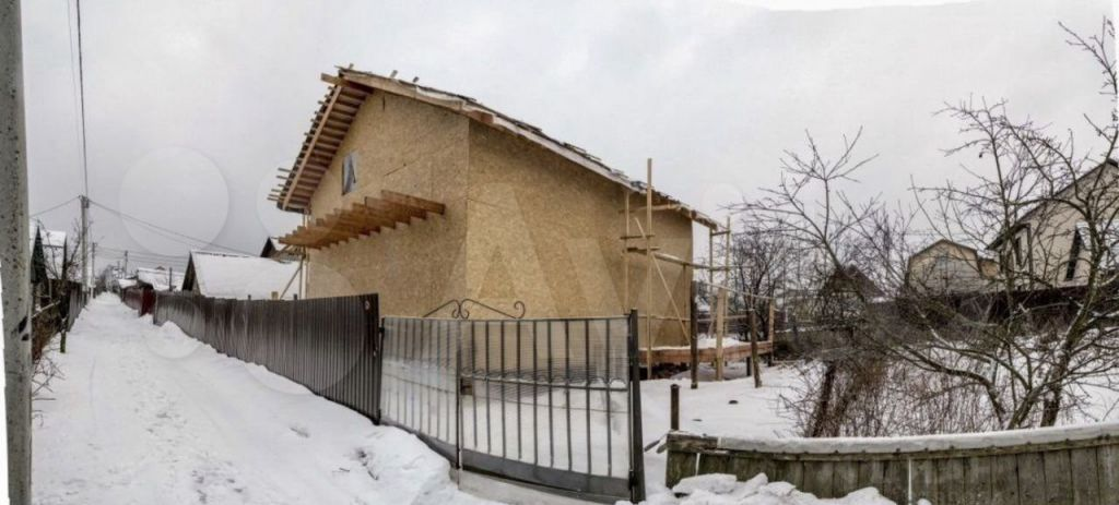 Продажа дома деревня Софьино, Огородная улица 28, цена 2500000 рублей, 2021 год объявление №650897 на megabaz.ru