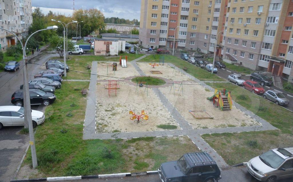 Аренда однокомнатной квартиры Шатура, улица Войкова 2/9, цена 14000 рублей, 2021 год объявление №1463985 на megabaz.ru