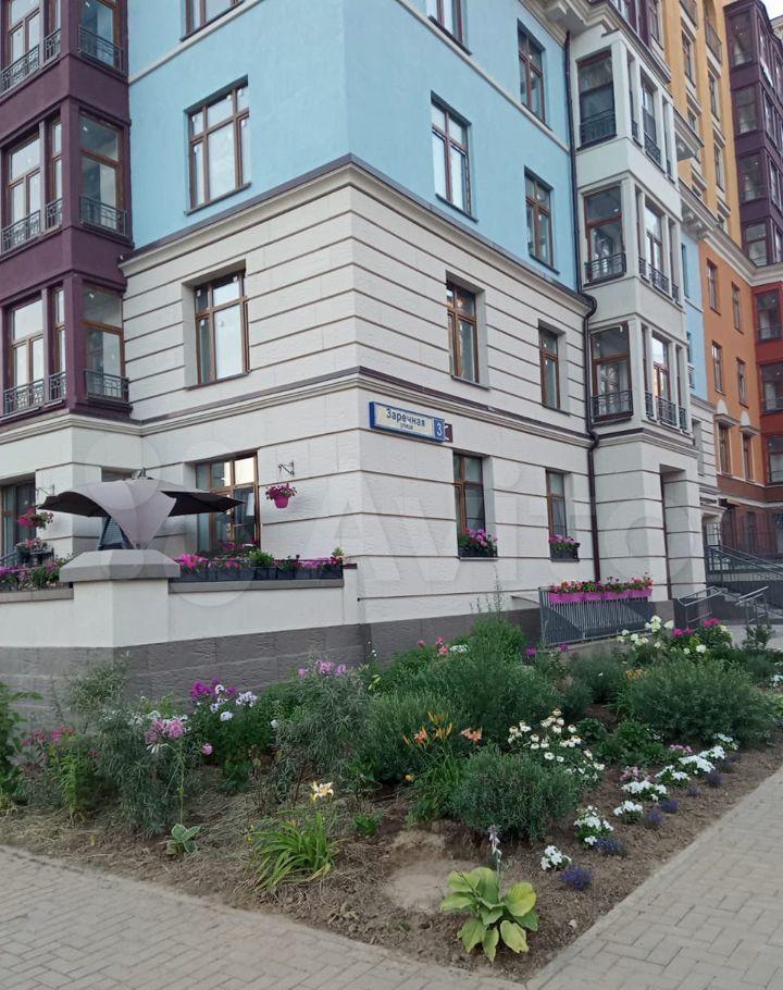 Продажа двухкомнатной квартиры деревня Сабурово, Заречная улица 5, цена 5550000 рублей, 2021 год объявление №693698 на megabaz.ru