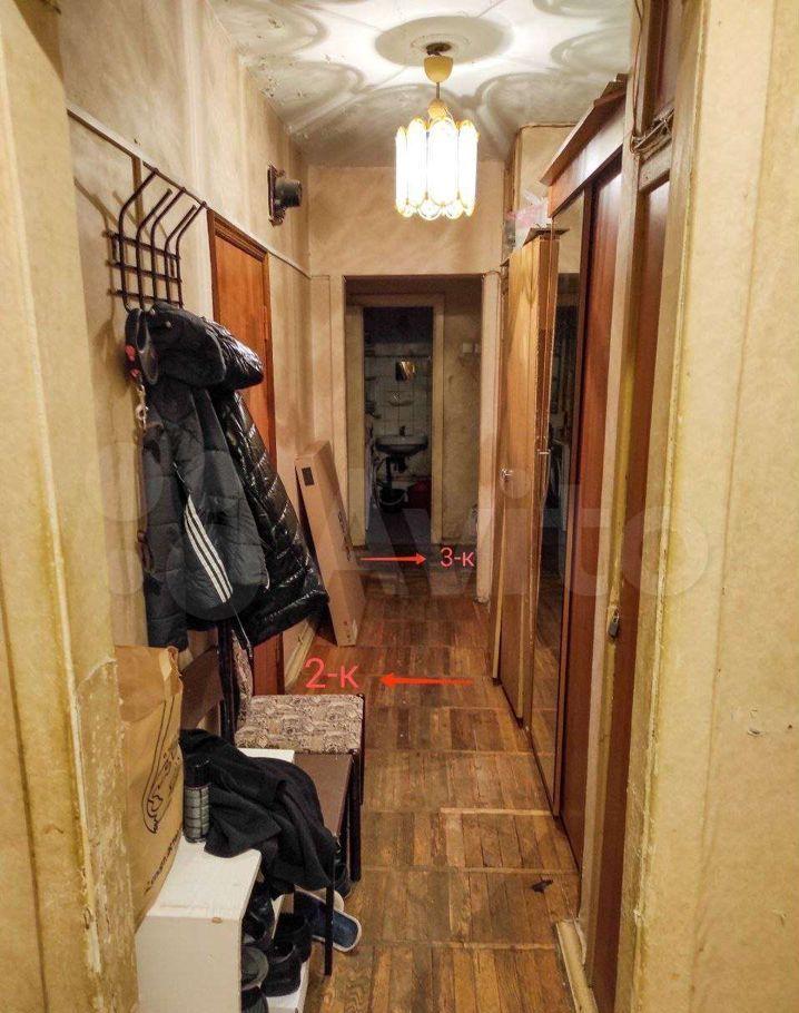 Продажа комнаты Москва, метро Сокол, 2-й Балтийский переулок 1/18кА, цена 4800000 рублей, 2021 год объявление №692450 на megabaz.ru