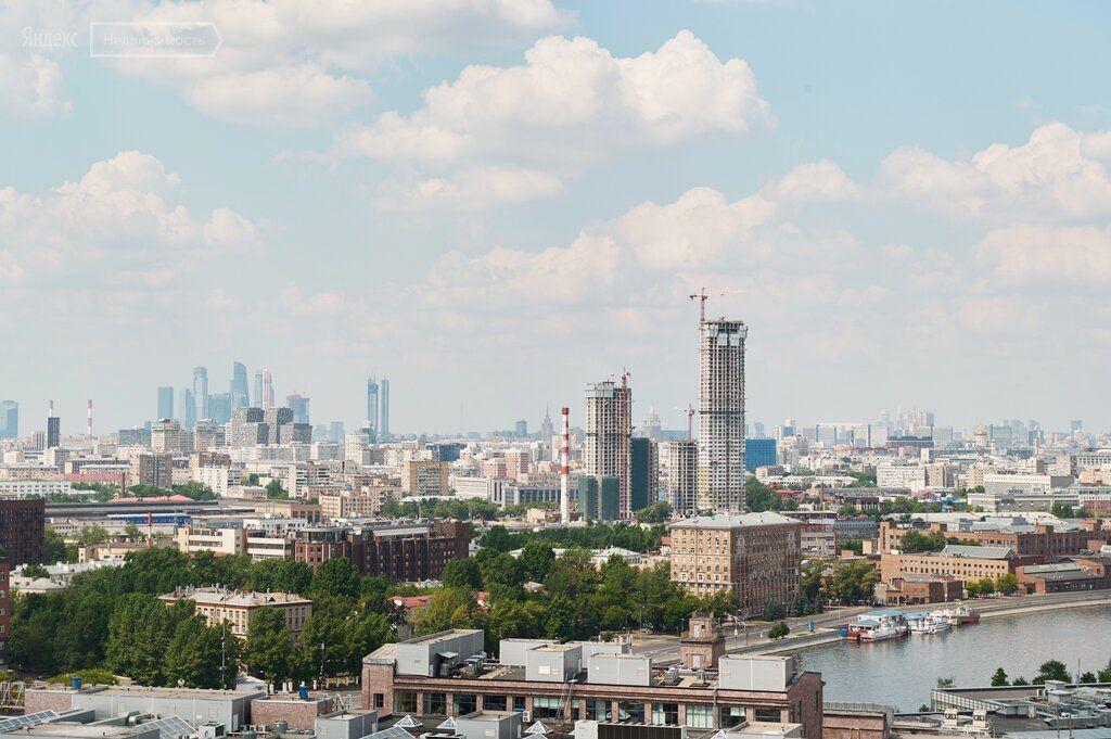 Продажа двухкомнатной квартиры Москва, метро Автозаводская, 3-й Автозаводский проезд 3, цена 28000000 рублей, 2021 год объявление №650854 на megabaz.ru