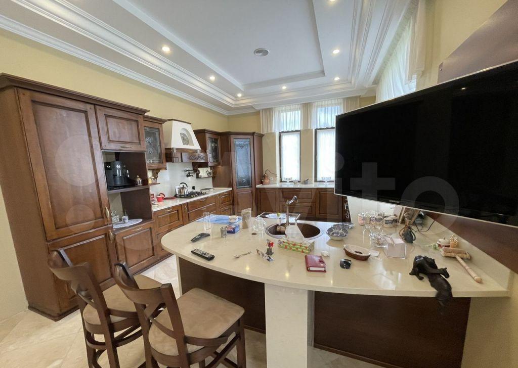 Продажа дома дачный посёлок Черкизово, Никольский проезд, цена 74500000 рублей, 2021 год объявление №651027 на megabaz.ru