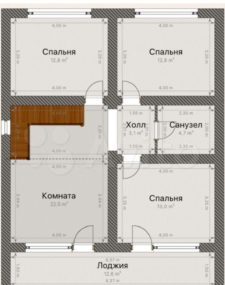 Продажа дома деревня Пятница, цена 7500000 рублей, 2021 год объявление №620984 на megabaz.ru