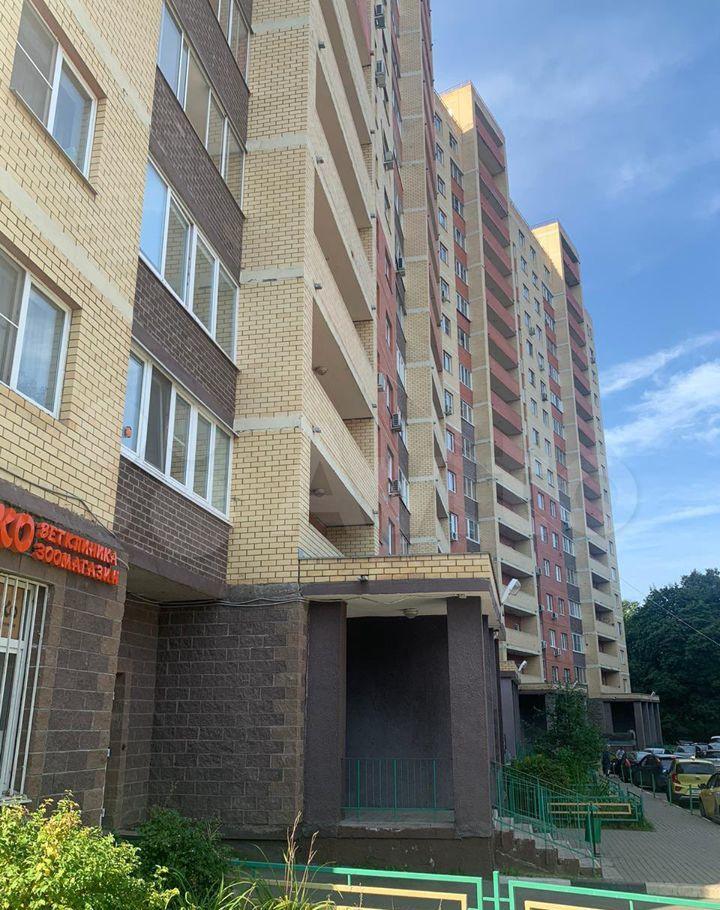 Продажа однокомнатной квартиры деревня Павлино, цена 6150000 рублей, 2021 год объявление №651000 на megabaz.ru