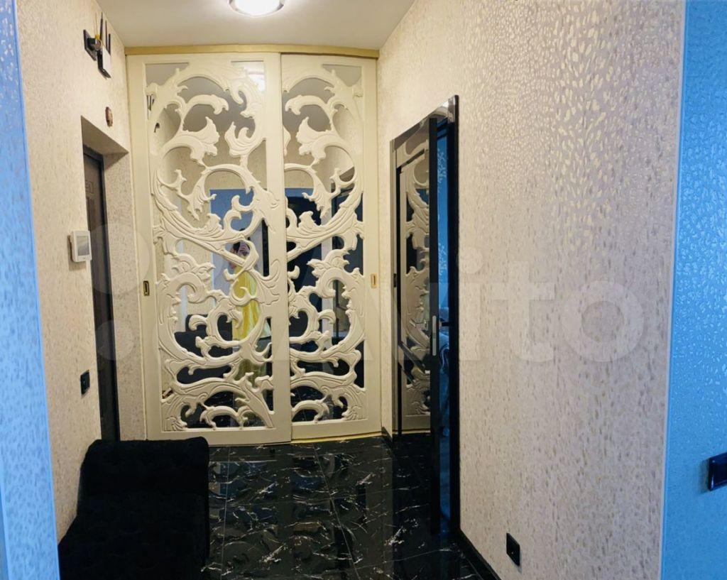 Аренда двухкомнатной квартиры поселок совхоза имени Ленина, метро Зябликово, цена 50000 рублей, 2021 год объявление №1425230 на megabaz.ru
