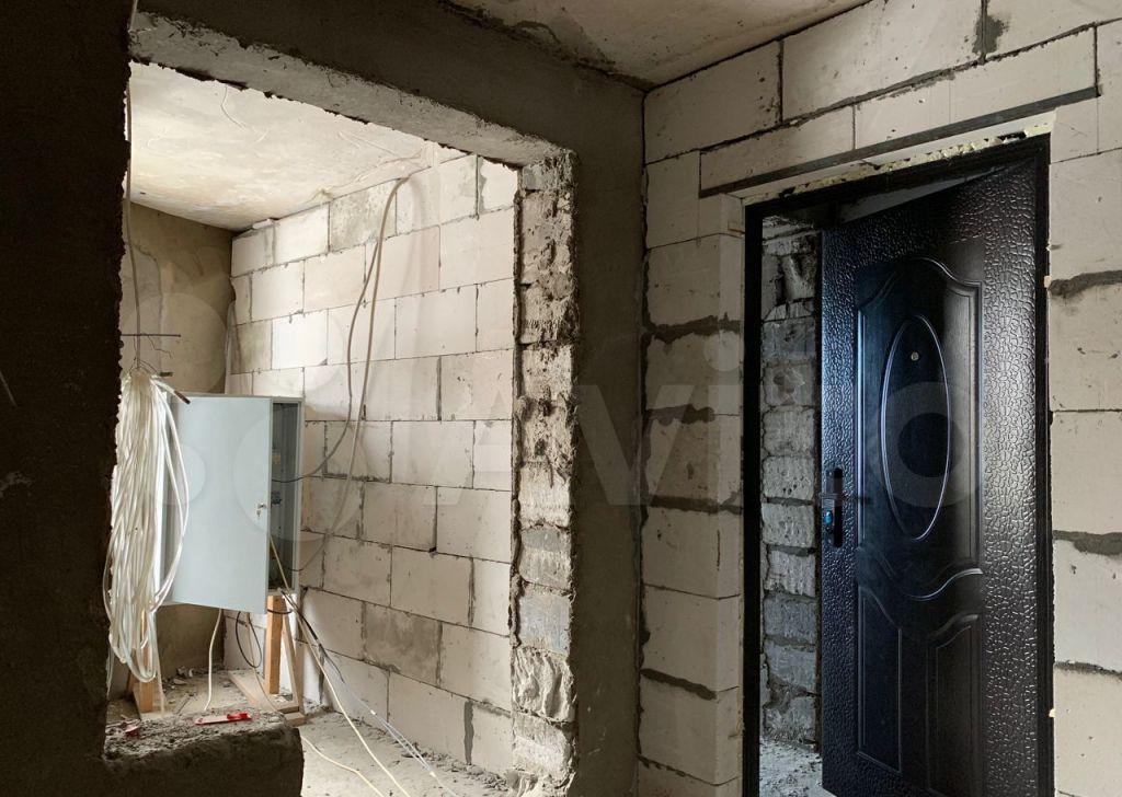 Продажа студии поселок Мечниково, цена 970000 рублей, 2021 год объявление №629867 на megabaz.ru