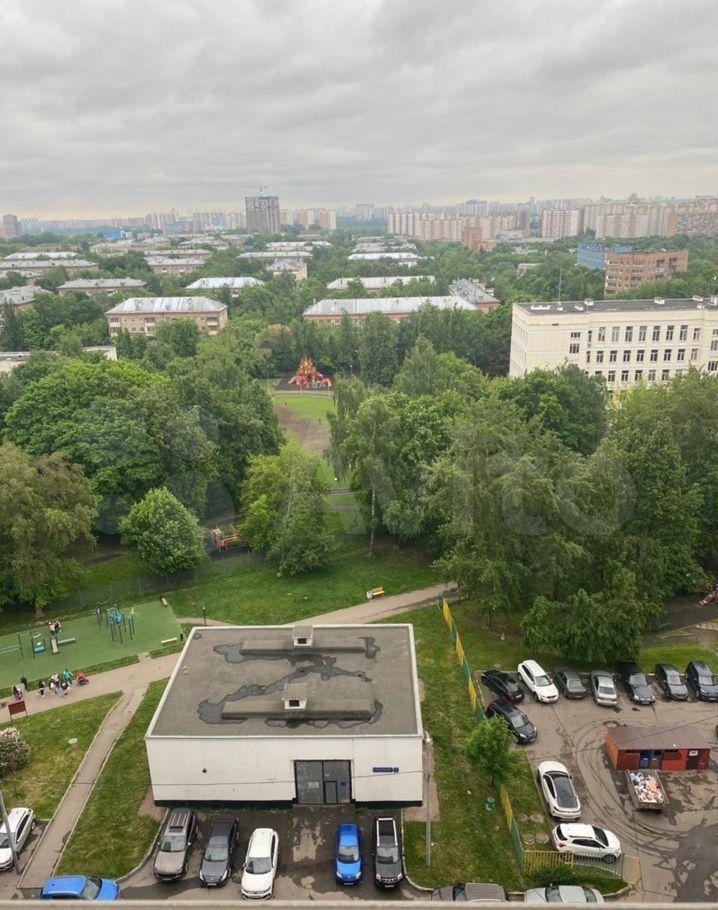 Продажа однокомнатной квартиры Москва, метро Каширская, Пролетарский проспект 1, цена 9450000 рублей, 2021 год объявление №651250 на megabaz.ru
