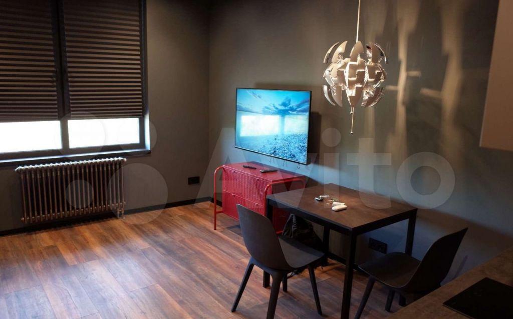 Продажа студии деревня Рузино, цена 5000000 рублей, 2021 год объявление №646440 на megabaz.ru