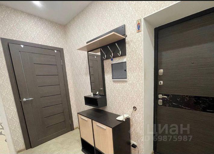 Аренда однокомнатной квартиры деревня Сабурово, Луговая улица 1, цена 26000 рублей, 2021 год объявление №1422797 на megabaz.ru