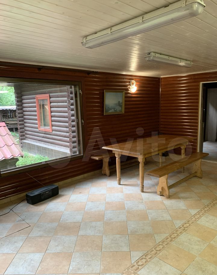 Аренда дома дачный посёлок Черкизово, цена 45000 рублей, 2021 год объявление №1423057 на megabaz.ru