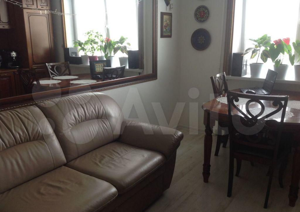 Продажа однокомнатной квартиры Москва, метро Тульская, Большая Тульская улица 56, цена 12100000 рублей, 2021 год объявление №663476 на megabaz.ru
