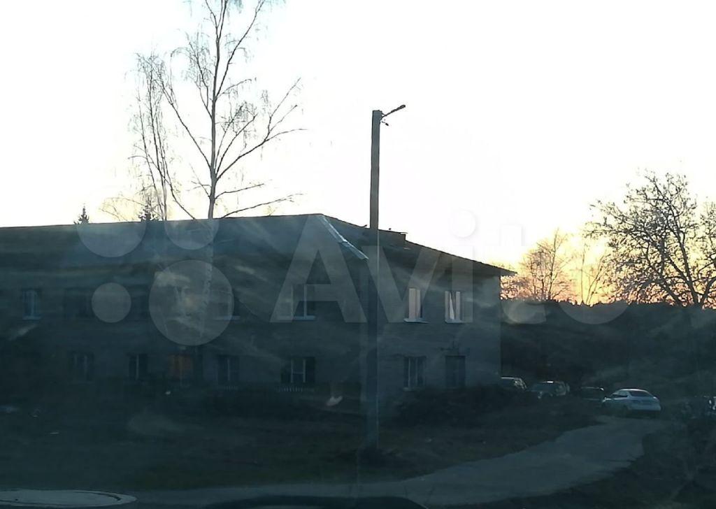 Продажа однокомнатной квартиры село Никоновское, Пионерская улица 43, цена 1150000 рублей, 2021 год объявление №628663 на megabaz.ru