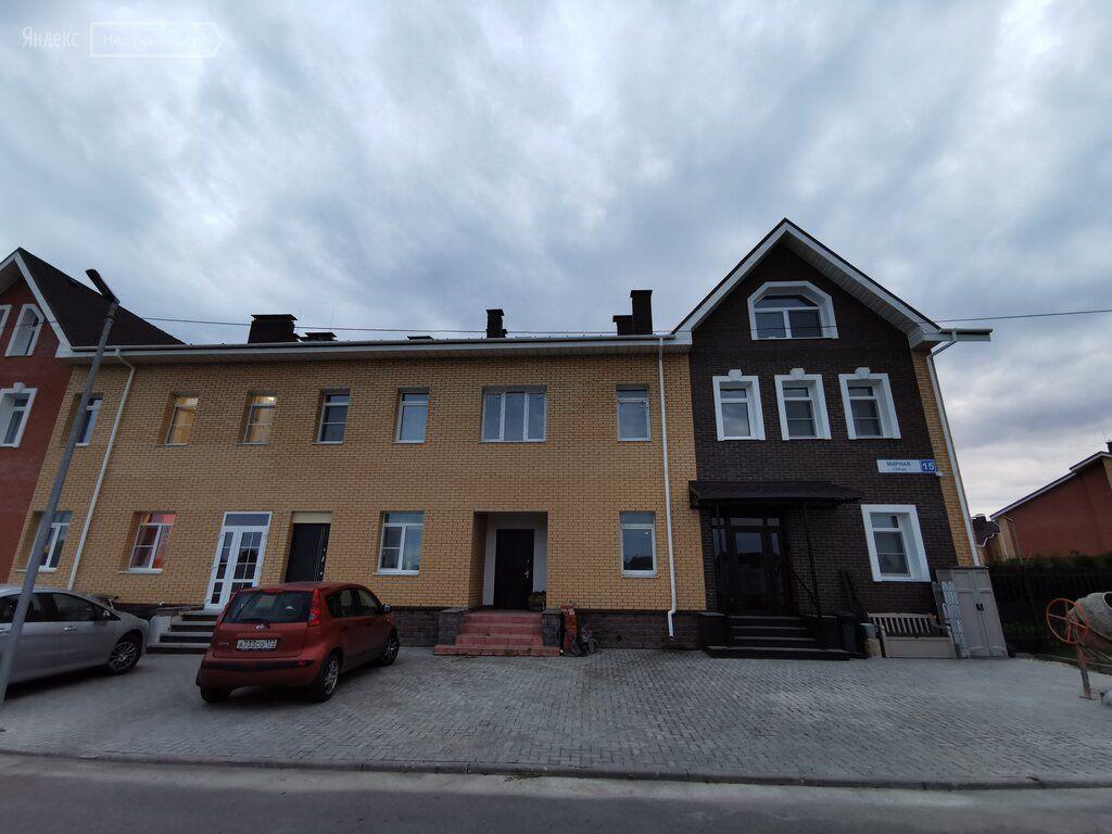 Продажа дома деревня Нефедьево, Мирная улица 15, цена 11490000 рублей, 2021 год объявление №692398 на megabaz.ru