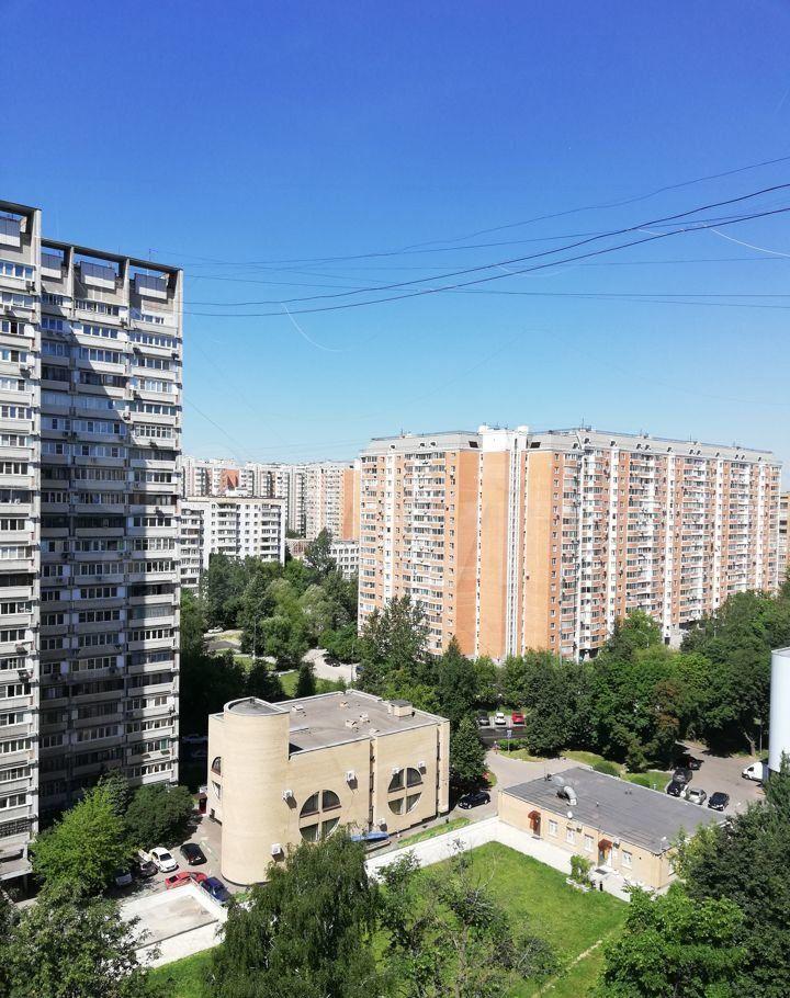 Продажа двухкомнатной квартиры Москва, метро Варшавская, Артековская улица 2к1, цена 15200000 рублей, 2021 год объявление №652446 на megabaz.ru
