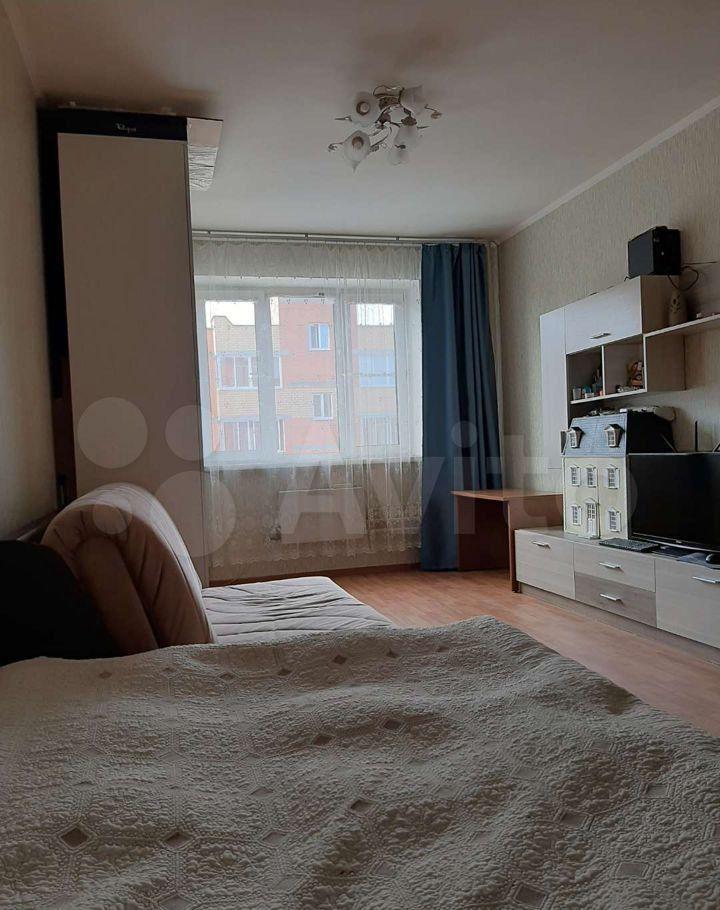 Продажа однокомнатной квартиры деревня Марусино, Заречная улица 33к5, цена 5000000 рублей, 2021 год объявление №652407 на megabaz.ru
