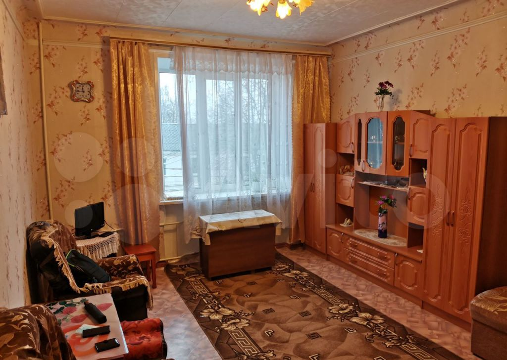 Продажа трёхкомнатной квартиры Зарайск, улица Посёлок Текстильщиков 4, цена 2300000 рублей, 2021 год объявление №700442 на megabaz.ru