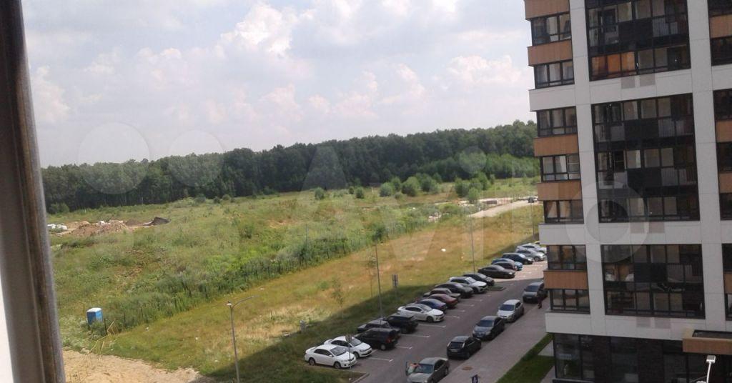 Продажа однокомнатной квартиры село Воскресенское, цена 6850000 рублей, 2021 год объявление №675671 на megabaz.ru