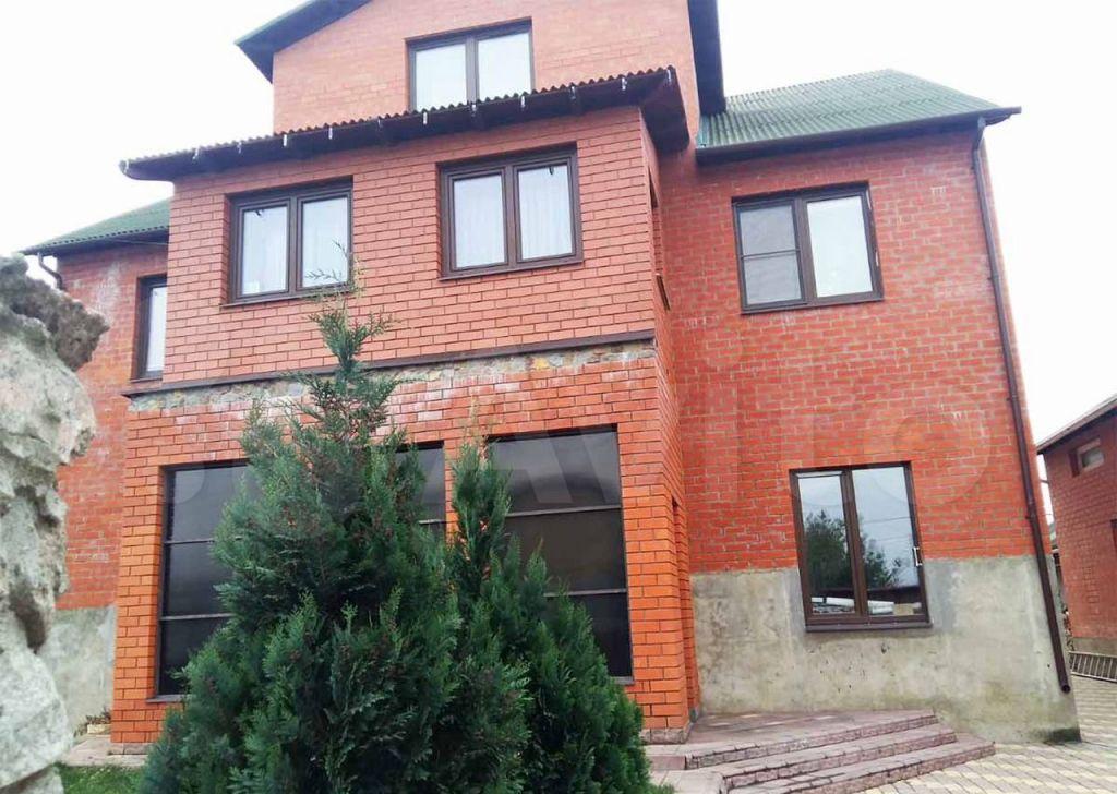 Продажа дома деревня Кулаково, цена 18880000 рублей, 2021 год объявление №613853 на megabaz.ru