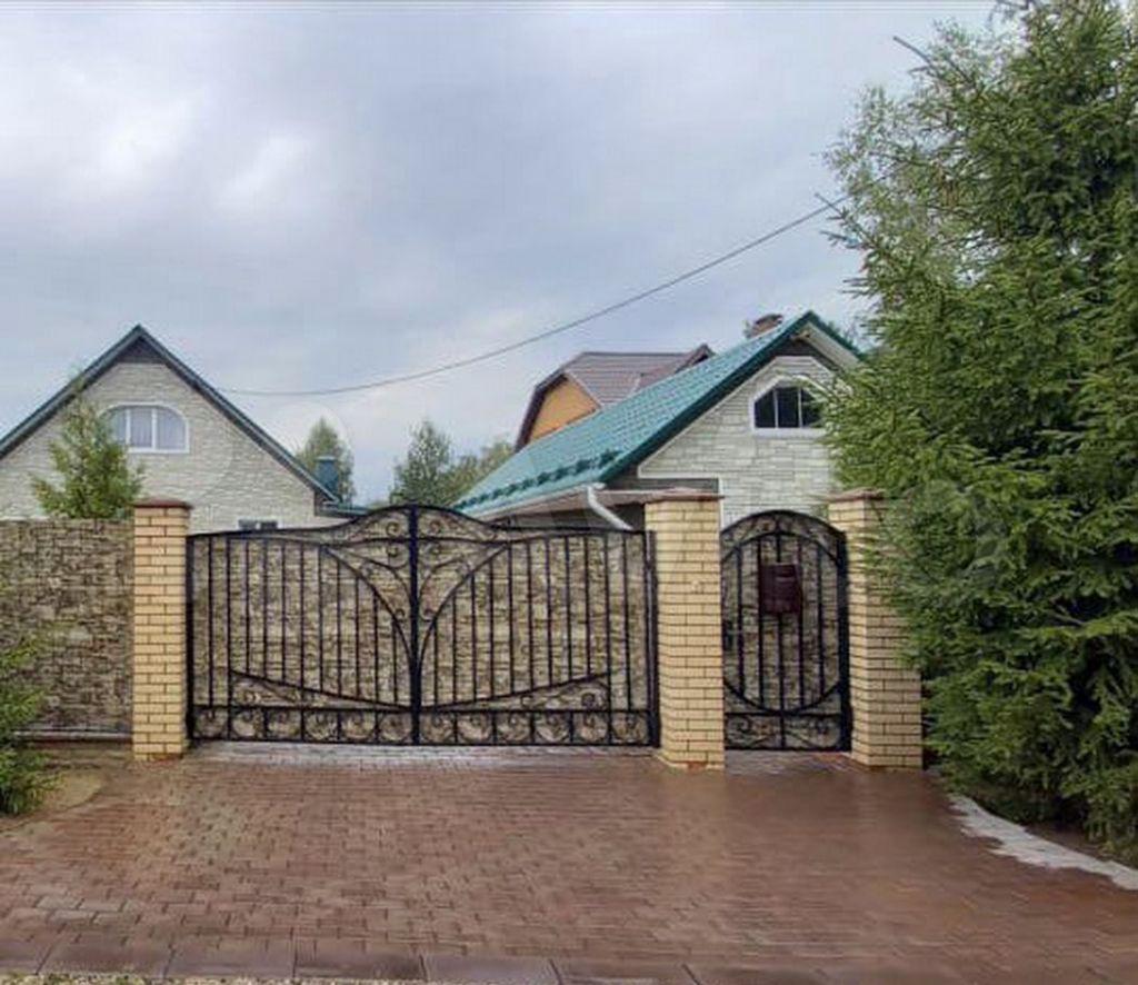 Продажа дома деревня Петровское, цена 11000000 рублей, 2021 год объявление №681167 на megabaz.ru