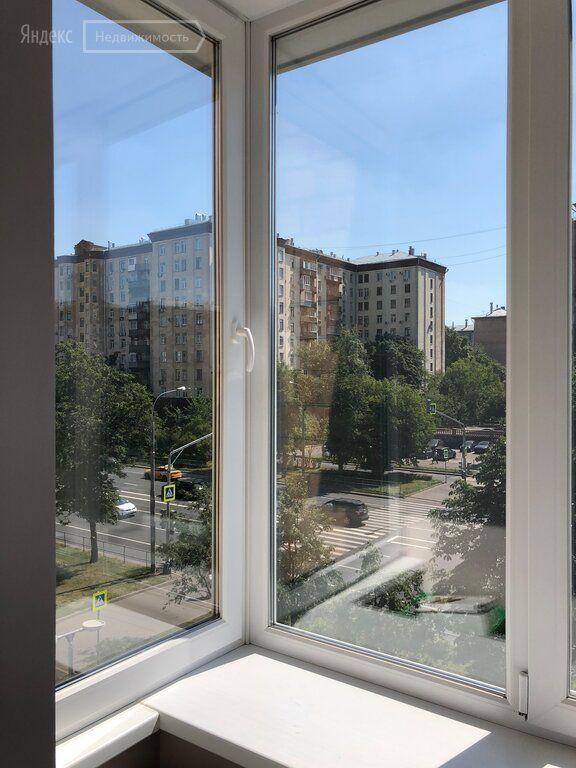 Продажа двухкомнатной квартиры Москва, метро Спортивная, Комсомольский проспект 44, цена 25900000 рублей, 2021 год объявление №654620 на megabaz.ru