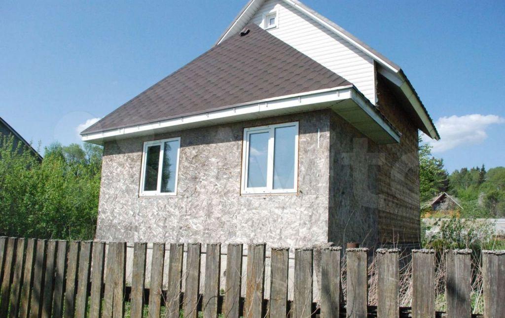 Продажа дома деревня Починки, цена 2000000 рублей, 2021 год объявление №647273 на megabaz.ru