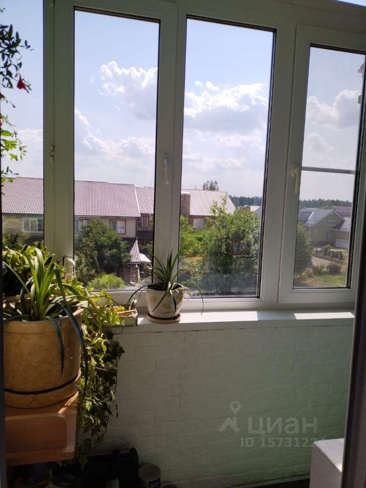 Продажа трёхкомнатной квартиры поселок Лесные Поляны, цена 10000000 рублей, 2021 год объявление №652774 на megabaz.ru