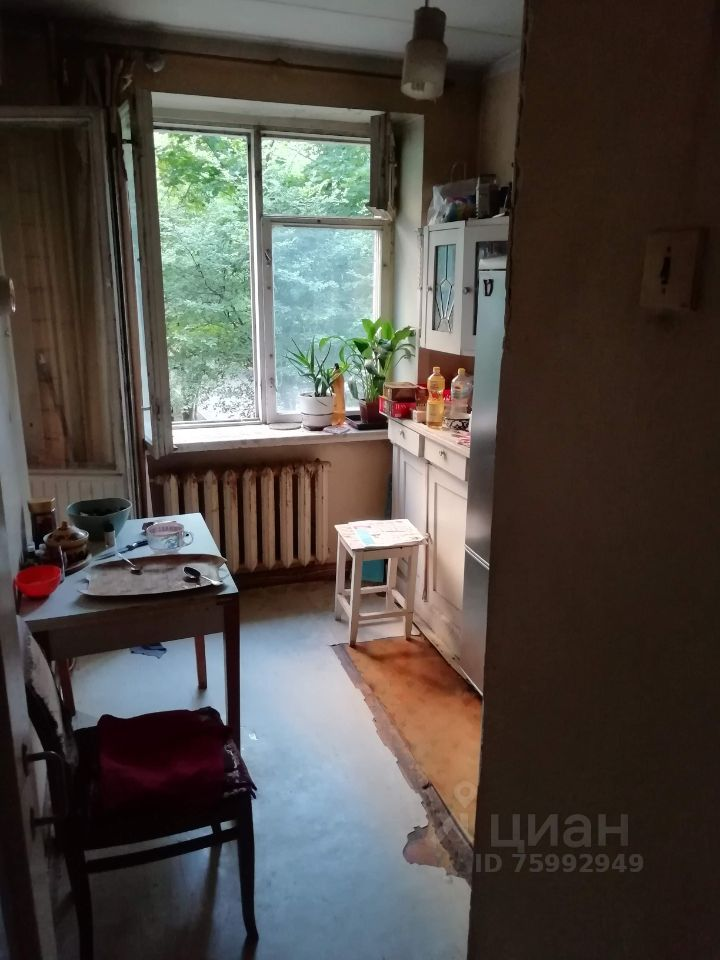 Продажа двухкомнатной квартиры Москва, метро Пионерская, Кастанаевская улица 33, цена 16000000 рублей, 2021 год объявление №646907 на megabaz.ru