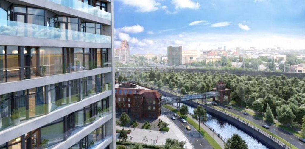 Продажа однокомнатной квартиры Москва, метро Электрозаводская, цена 9590000 рублей, 2021 год объявление №709556 на megabaz.ru