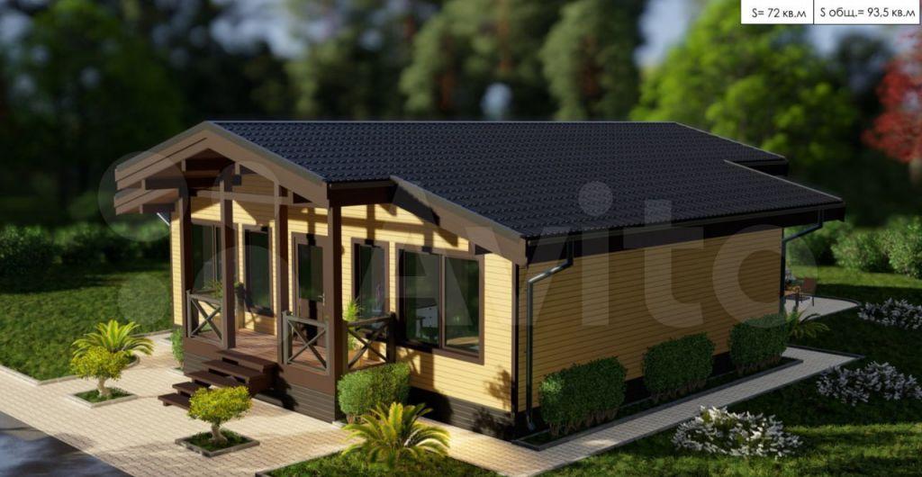 Продажа дома деревня Фенино, цена 5200000 рублей, 2021 год объявление №618800 на megabaz.ru