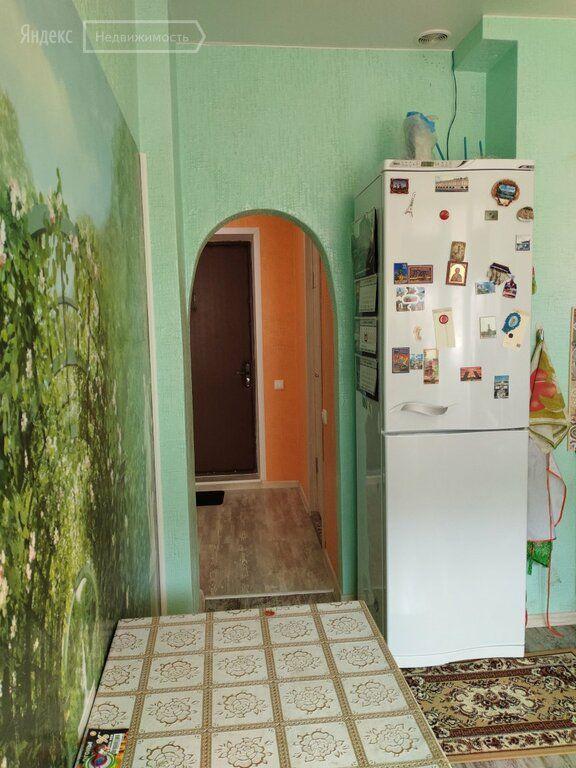 Продажа однокомнатной квартиры деревня Мотяково, цена 3450000 рублей, 2020 год объявление №505808 на megabaz.ru