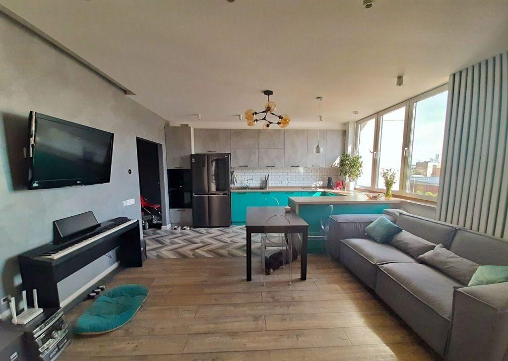 Продажа двухкомнатной квартиры поселок Отрадное, Пятницкая улица 12, цена 12500000 рублей, 2020 год объявление №426970 на megabaz.ru
