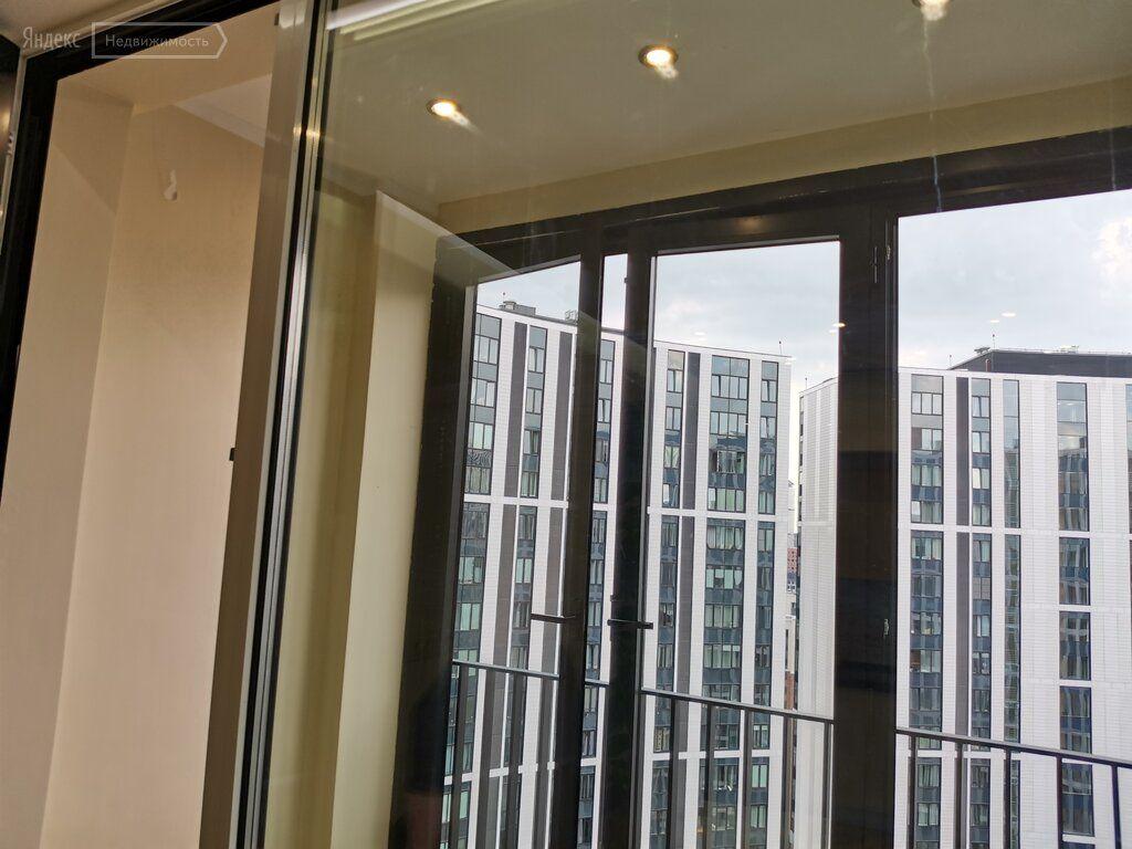 Продажа двухкомнатной квартиры Москва, метро Фили, Береговой проезд 5Ак3, цена 21000000 рублей, 2020 год объявление №440040 на megabaz.ru