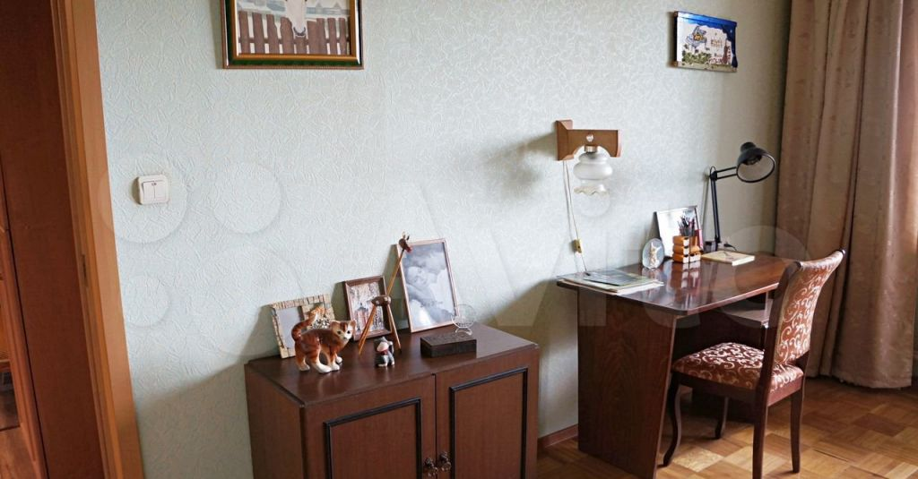 Продажа трёхкомнатной квартиры Москва, метро Волоколамская, бульвар Яна Райниса 47к1, цена 18400000 рублей, 2021 год объявление №654950 на megabaz.ru