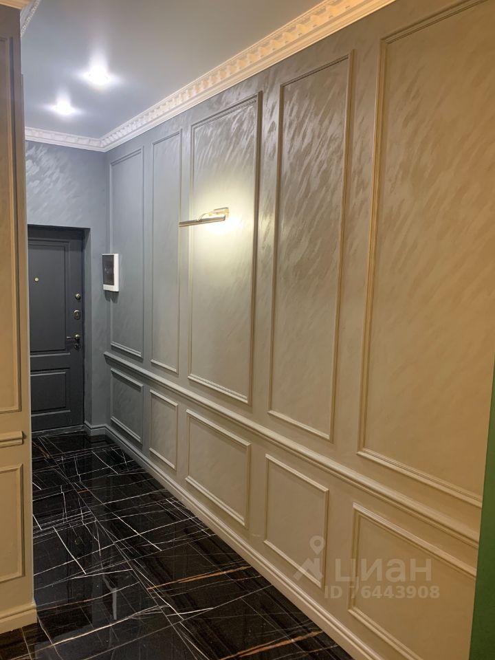 Продажа трёхкомнатной квартиры Москва, метро Фили, Береговой проезд 5к1, цена 27000000 рублей, 2021 год объявление №653091 на megabaz.ru
