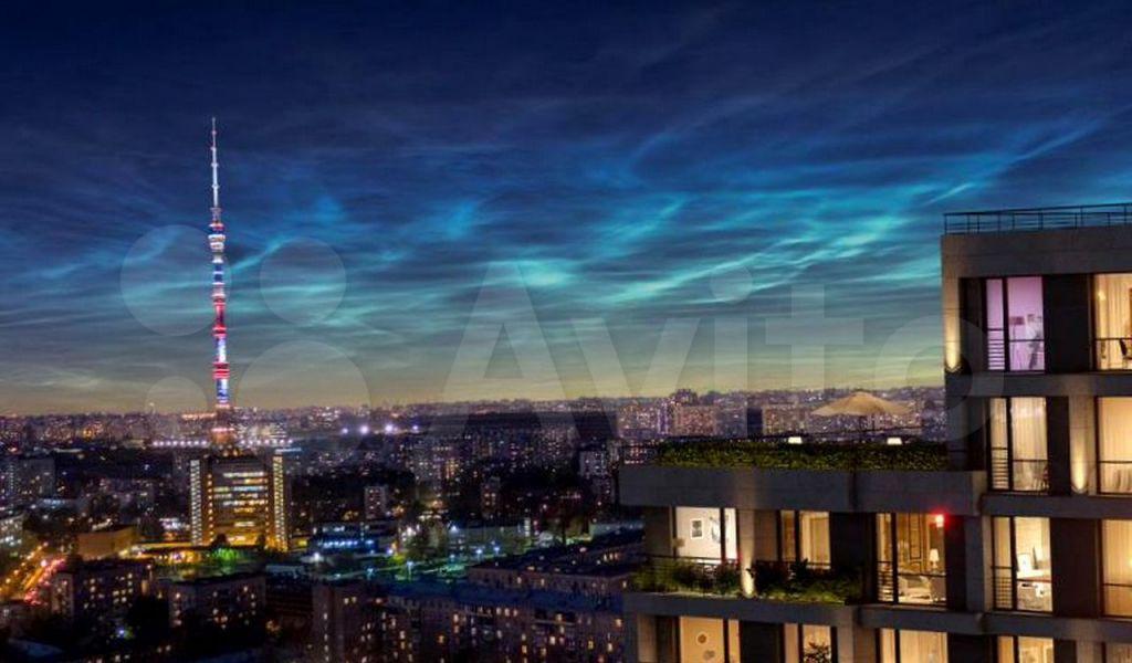 Продажа трёхкомнатной квартиры Москва, метро Алексеевская, цена 37960000 рублей, 2021 год объявление №685467 на megabaz.ru