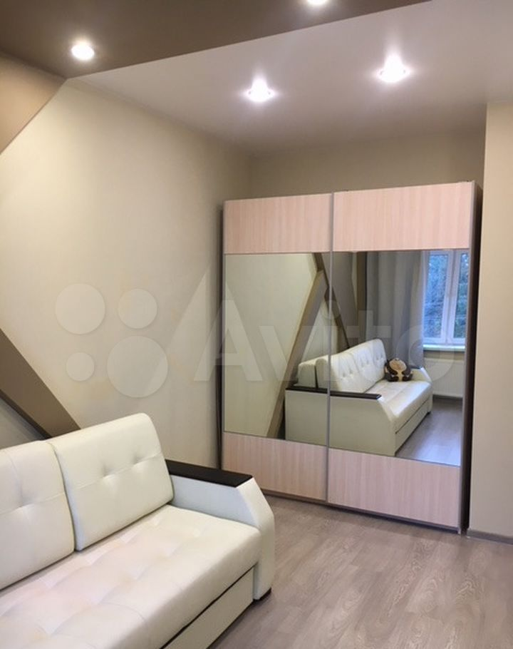 Аренда однокомнатной квартиры деревня Сабурово, Парковая улица 5, цена 25000 рублей, 2021 год объявление №1424268 на megabaz.ru