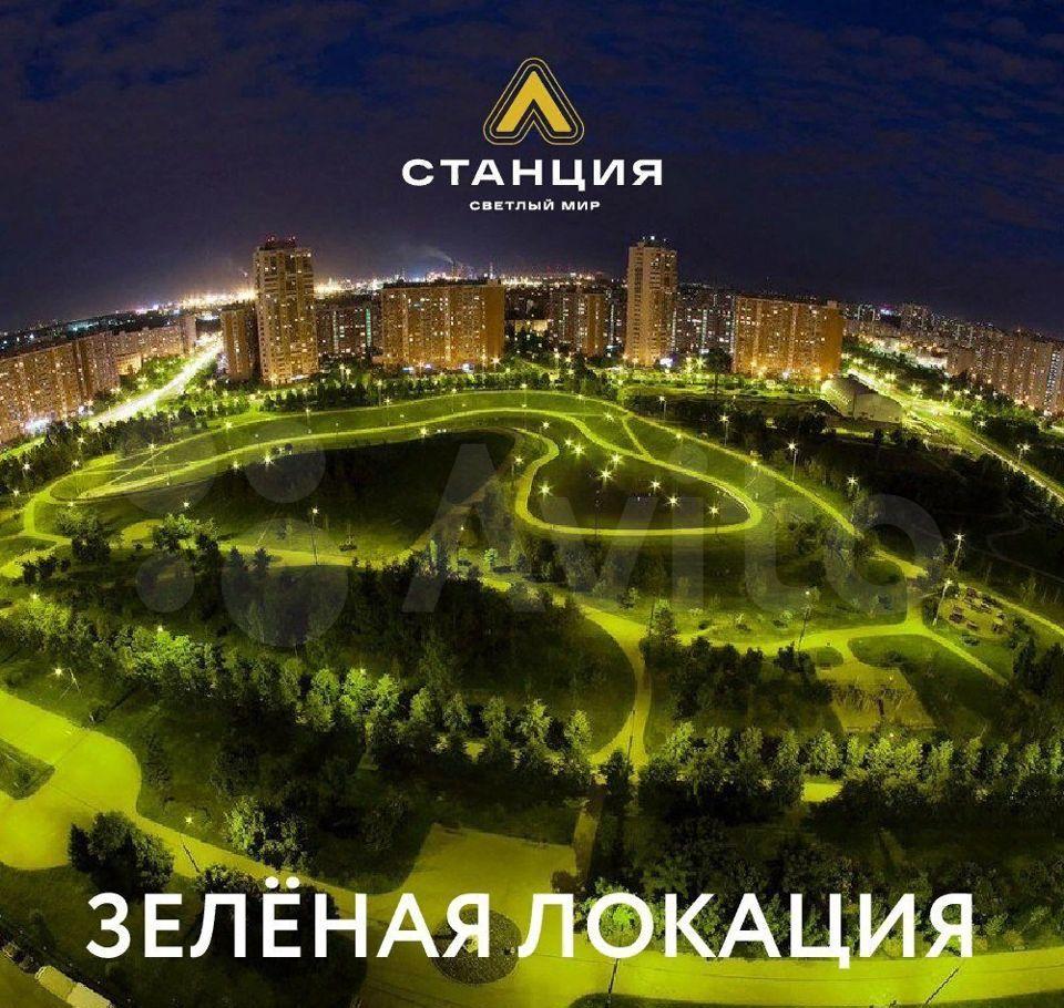 Продажа студии Москва, метро Братиславская, цена 5100000 рублей, 2021 год объявление №653016 на megabaz.ru
