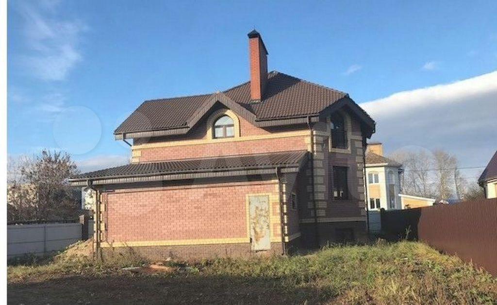 Продажа дома деревня Орлово, Речная улица, цена 5800000 рублей, 2021 год объявление №680518 на megabaz.ru