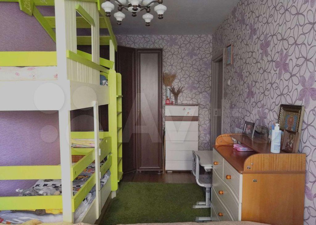 Продажа двухкомнатной квартиры поселок Биокомбината, цена 3750000 рублей, 2021 год объявление №653082 на megabaz.ru